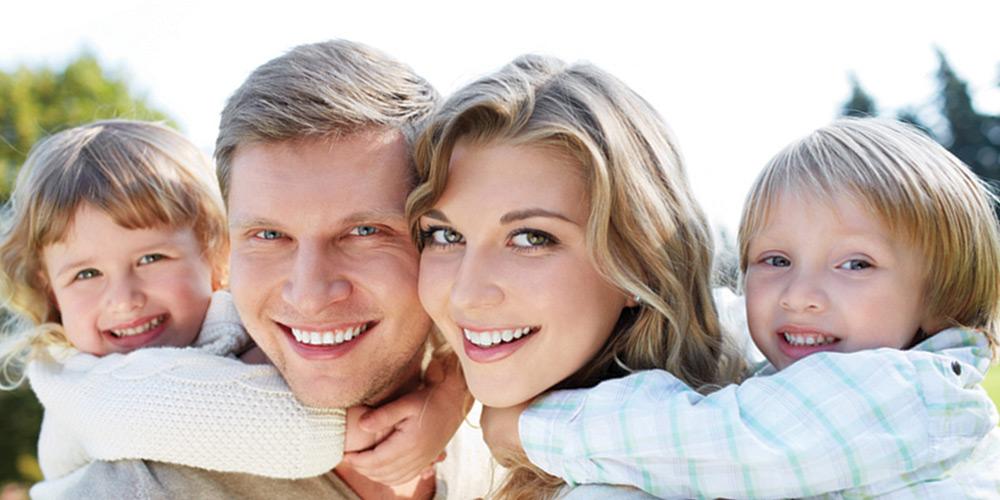 cura dentale famiglia